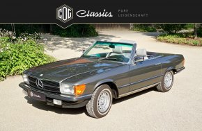 Mercedes-Benz SL 380 R107 34