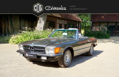 Mercedes-Benz SL 380 R107 0