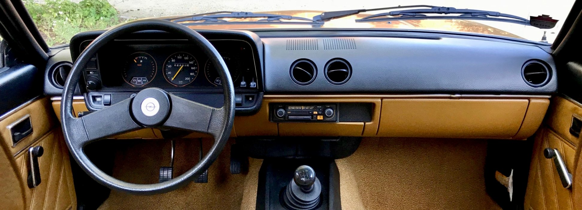 Opel Manta B Coupé 1
