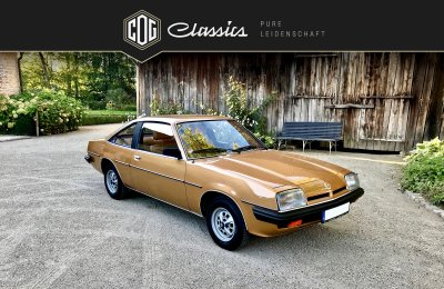 Opel Manta B Coupé 0