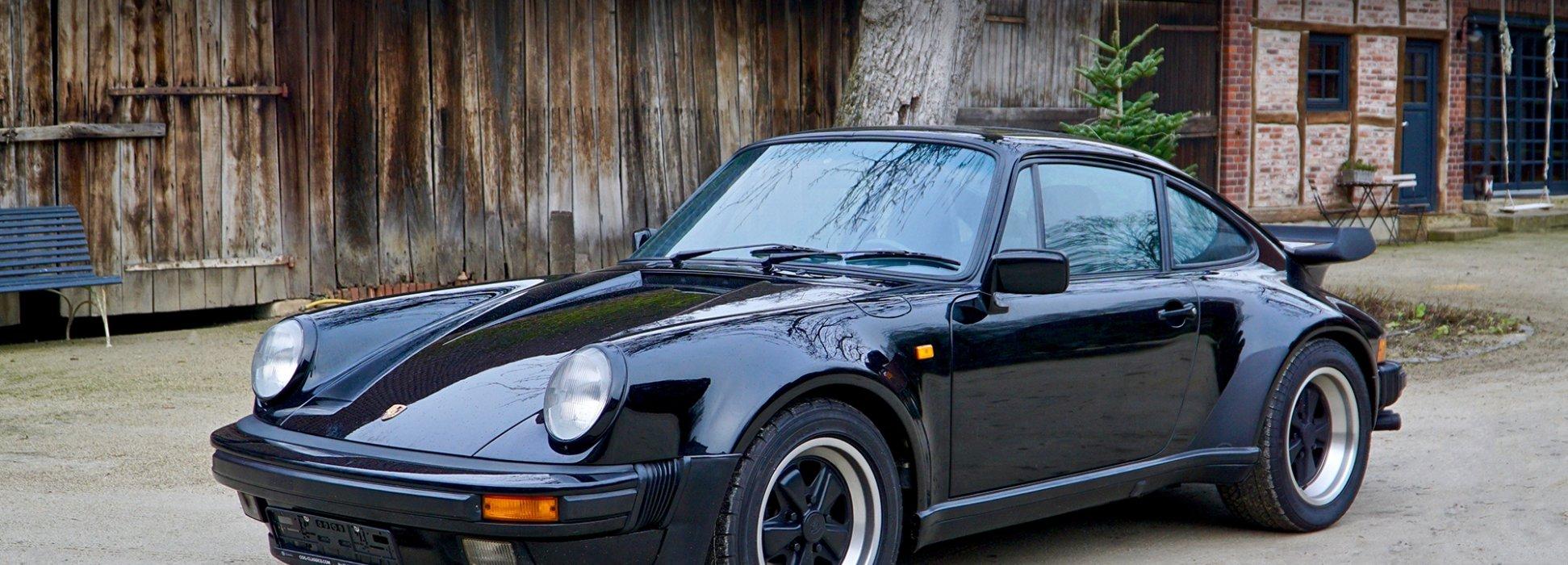 Porsche 930 Turbo Coupé 1