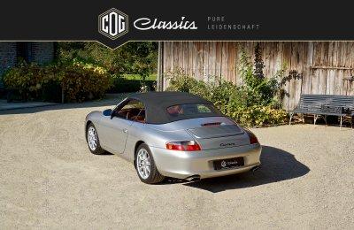 Porsche 996 Carrera 2 Cabrio 2