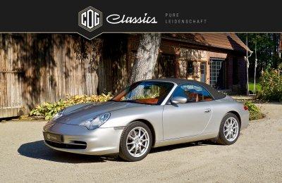 Porsche 996 Carrera 2 Cabrio 0
