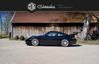 Porsche 996 GT3 1
