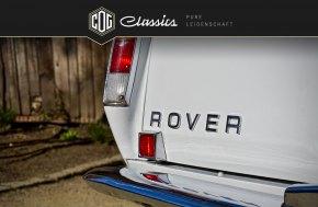 Rover P6 2000 TC Limousine 8