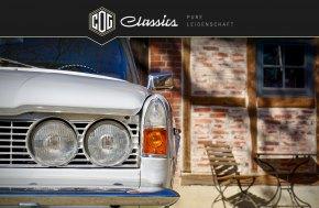 Rover P6 2000 TC Limousine 31