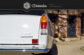 Rover P6 2000 TC Limousine 7