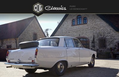 Rover P6 2000 TC Limousine 3