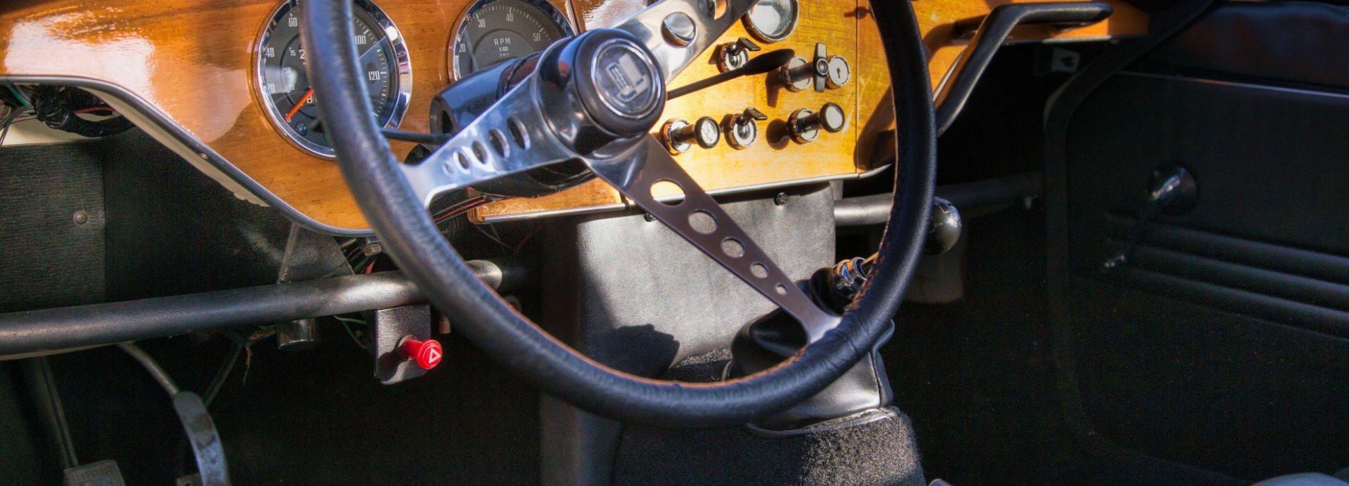 Triumph GT6 MkI 1