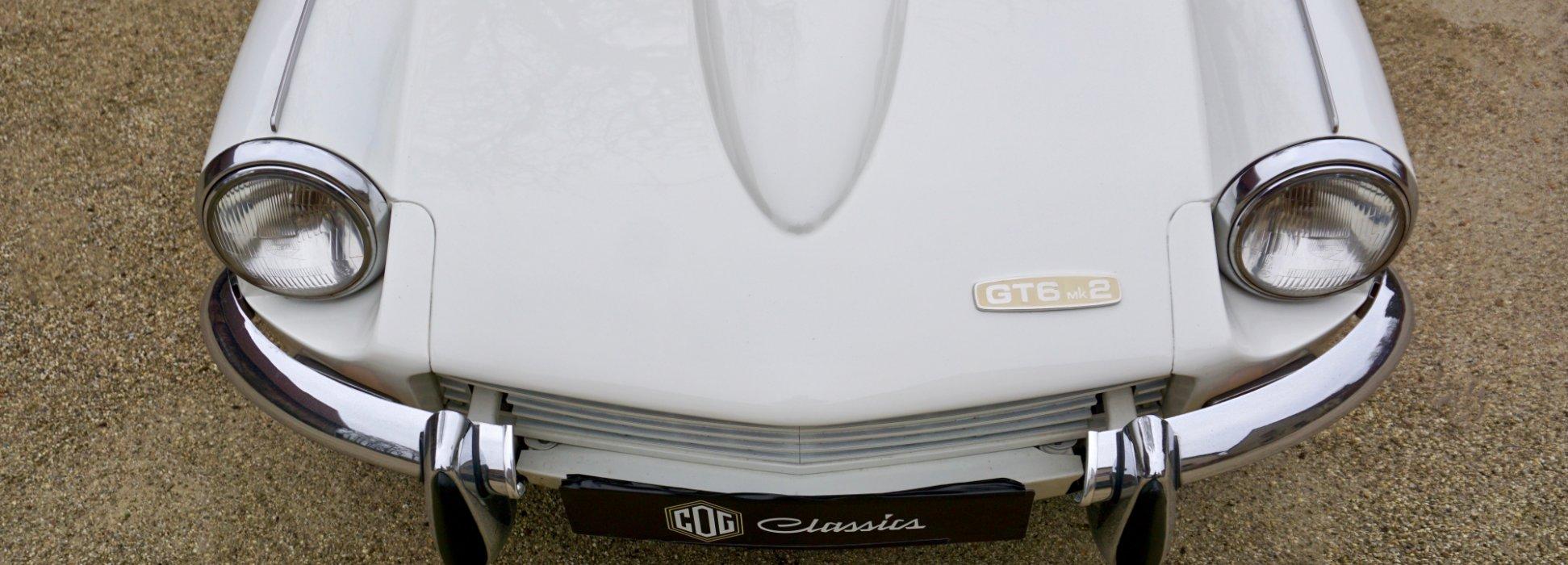 Triumph GT6 Mk2 Coupé 1