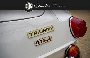 Triumph GT6 Coupé 27