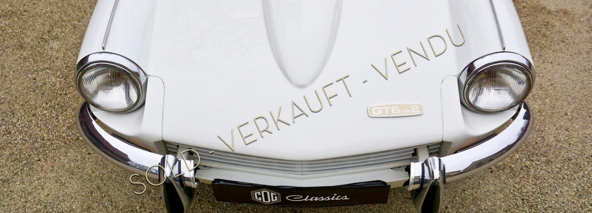 Triumph GT6 Coupé 1